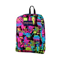 JanSport Superbreak Street Backpack, Multi | Journeys Shoes