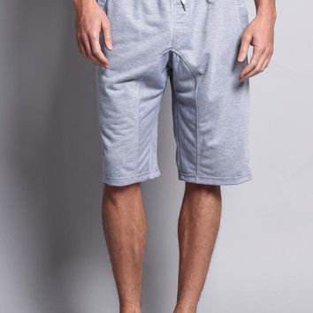 SP Active Basic Solid Jogger Shorts 16121-1588S - J19C