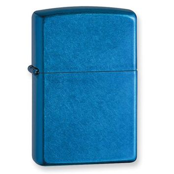 Zippo Chameleon Cerulean Lighter Candy Apple Red Iron Stone/Meadow Lighter
