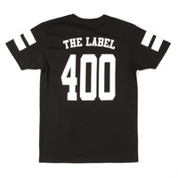 The Label Tee (Black)