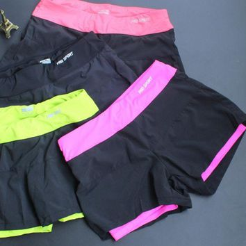 ac DCK83Q Sports Yoga Gym Pants Shorts [10153734156]