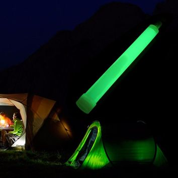 10pcs/set  Industrial Grade Glow Sticks Ultra Bright SnapLights with 12 Hour Duration safety