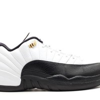 spbest Air Jordan 12 Retro Low Taxi