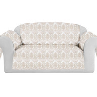 RichCotton Decorative Sofa / Couch Covers Collection Natural.