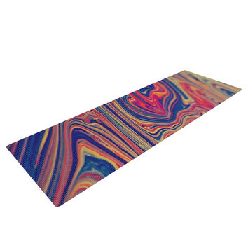 "Ingrid Beddoes ""Soap & Water"" Yoga Mat"