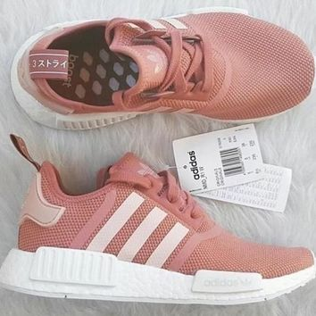 "x1love £º ""Adidas"" NMD R1 Fashion Sneakers Trending Running Sports Shoes"