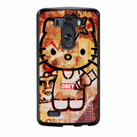 Obey Hello Kitty LG G3 Case