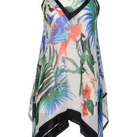 Short kaftan Women - Shirts and kaftans Women on Roberto Cavalli Online Store