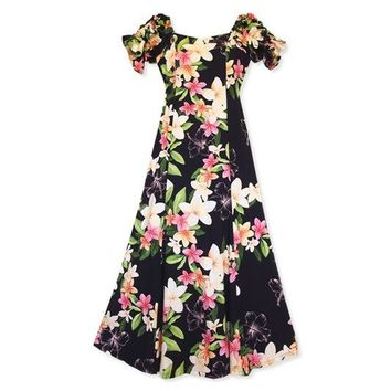 pebble hawaiian aikane dress