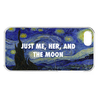 End Of The Day x Van Gogh iPhone Case