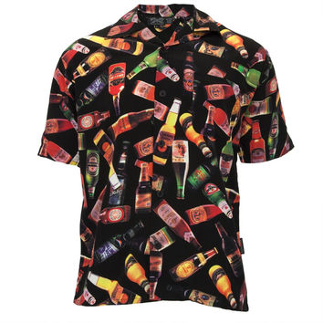 Beer Bottles Lush Club Shirt