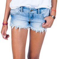 Billabong Women's Laneway Denim Shorts