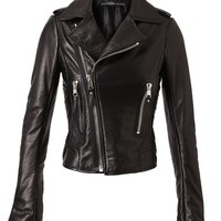 BALENCIAGA | Leather Biker Jacket | Browns fashion & designer clothes & clothing