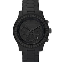 Blackout Silicone Watch