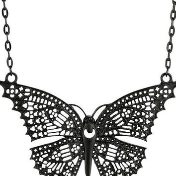 Cathedral Butterfly | NECKLACE