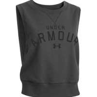 Under Armour Women's Pretty Gritty Wordmark Vest