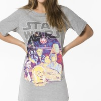 Grey Star Wars nightie