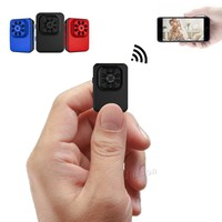 Mini WiFi Camera Secret Cam 1080P Full HD Night Vision Small Portable Sports DV Camcorder Wireless Control Nanny Cam Car Record