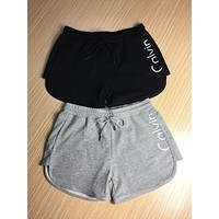 Calvin Klein Capsule Drawstring Sweat Shorts