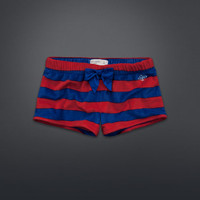 Cozy Fleece Sleep Short