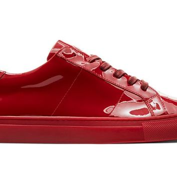 The Royale Patent Leather Women's - Ruby Red