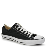 BLACK CONVERSE Unisex Chuck Taylor All Star Low