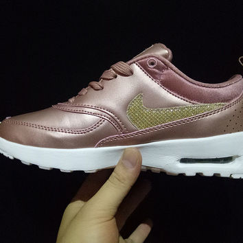 Nike Air Max Thea Rose Gold Casual Sports Shoes