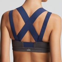 Alo Yoga Sports Bra - Jetty #W9025R
