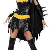 Batgirl Superhero Costume - Adult Women Halloween Costumes