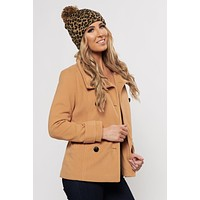 Lexie Jacket (Camel)