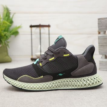 adidas ZX 4000 4D ¡°Carbon¡± Running Shoes