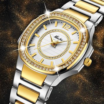 Women Watches Women Fashion Watch 2019 Geneva Designer Ladies Watch Luxury Brand Diamond Quartz Gold Wrist Watch Gifts For Women