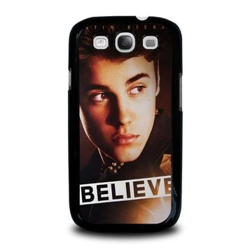 justin bieber samsung galaxy s3 case cover  number 1