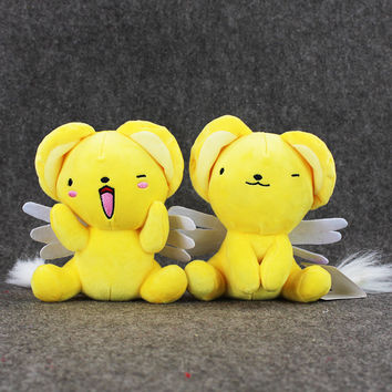 Cartoon Anime Cute Cardcaptor Sakura Kero Soft Stuffed Plush Toys Dolls for children's Gift