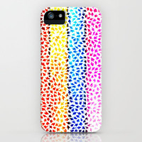 Color Block iPhone Case by Sreetama Ray