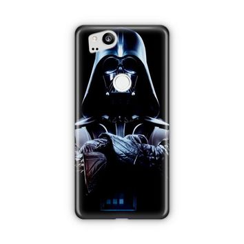 Star Wars Darth Parody Google Pixel 3 XL Case | Casefantasy