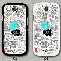 Please Choose Case Model, Samsung Galaxy S3 Case, Samsung Galaxy S4 Case, Samsung S3 Cover, Samsung S4 Cover, The Fault in Our Stars