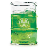 ThinkGeek :: Polluted Toxic Waste Glasses