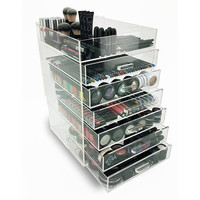7 Tier Acrylic Cosmetic/Makeup Organizer