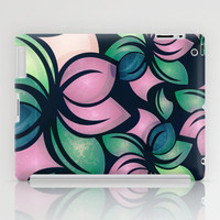 Flower Dream iPad Case by VessDSign
