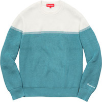 Supreme: Alpine Sweater - Teal