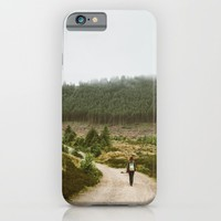 Into the Misty Forest iPhone & iPod Case by Errne