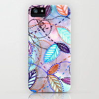 trajectories iPhone & iPod Case by Federico Faggion