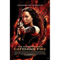 Hunger Games Catching Fire One Sheet Poster Gloss Laminated - 91.5 x 61cms (36 x 24 Inches)