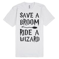 White T-Shirt | Funny Harry Potter Shirts