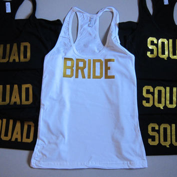 Bachelorette Bridal Party Shirts American Apparel