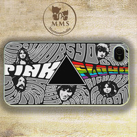 Pink Floyd, iPhone 5 Case, iPhone 4/4s Case, Samsung GS3-Silicone Rubber or Hard Plastic Case, Personal Phone case-Pink Floyd Case-02