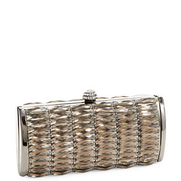 La Regale Holographic Clutch