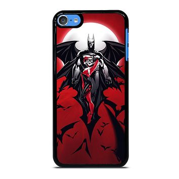 HARLEY QUINN AND BATMAN iPod Touch 7 Case