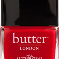 Red Nail Polish – Pillar Box Red : butter LONDON